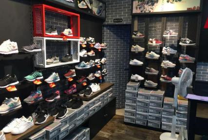 鞋店经营系统